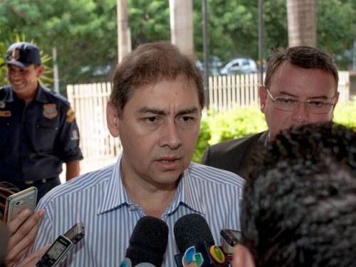 Ex-prefeito de Campo Grade, Alcides Bernal (PP) - Foto: Arquivo