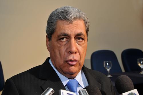 Governador André Puccinelli (PMDB)<br />Foto: Arquivo