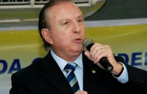 José Maria Eymael disputa a Presidência pelo PSDC<br />Foto: Divulgação