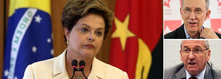 """A presidente Dilma Rousseff decidiu excluir do seu programa de governo pela reeleição o polêmico item sobre a democratização da mídia, fortemente defendido pela direção do PT.  O documento aprovado em maio pela cúpula do partido incluía o """"compromis"""
