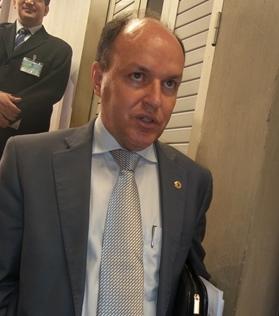 Deputado estadual e presidente regional do PMDB, Junior Mochi - Foto: Dany Nascimento