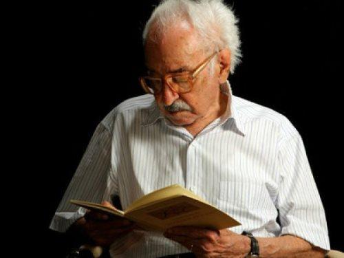 Poeta Manoel de Barros<br />Foto: Arquivo