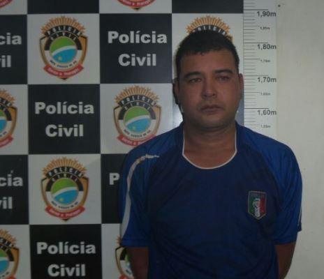 Marcelo tentou fugir, mas foi seguido por uma testemunha que acionou a Polícia Militar - Foto: Tayná Biazus