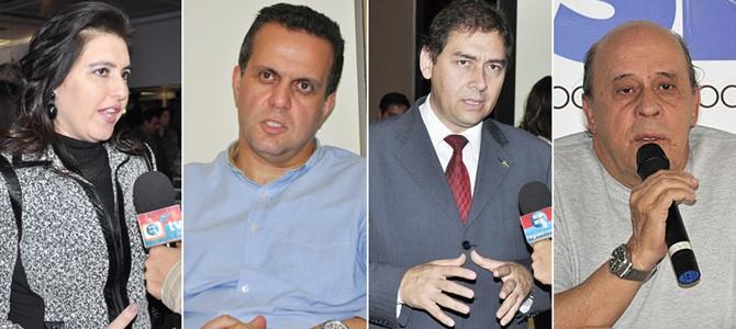 Terceiro na lista, o candidato a senador pela chapa do PT, Ricardo Ayache, calcula gastar R$ 6 milhões na disputa eleitoral.<br />Foto: Arquivo/Região News