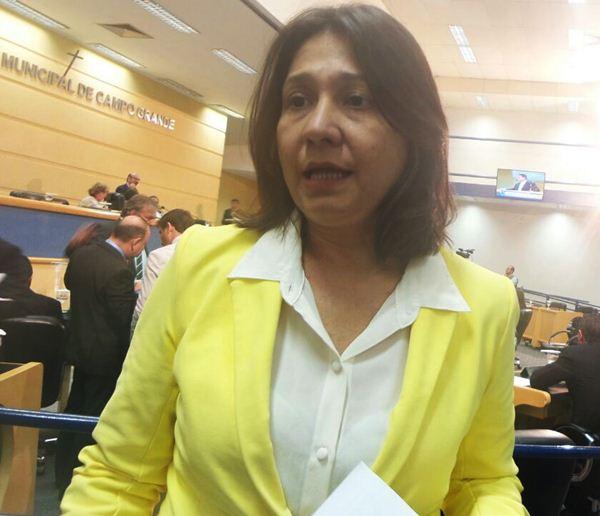 Vereadora de Campo Grande, Luiza Ribeiro (PPS)<br />Foto: Arquivo