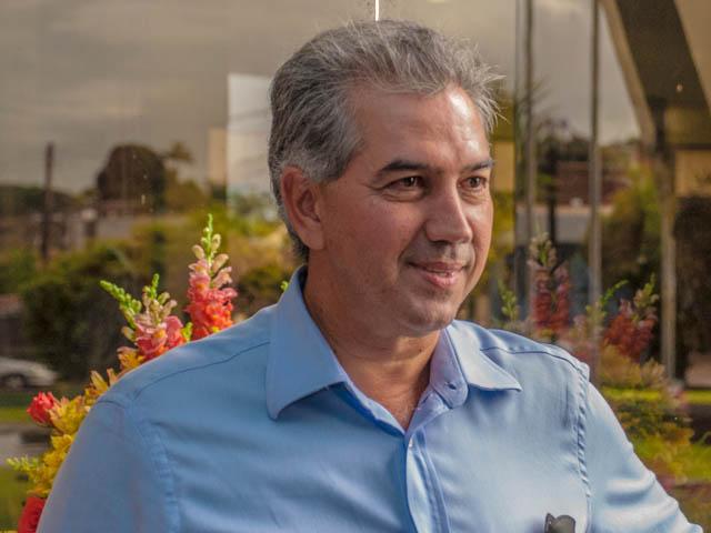 Candidato ao governo do Estado, Reinaldo Azambuja (PSDB)<br />Foto: Arquivo