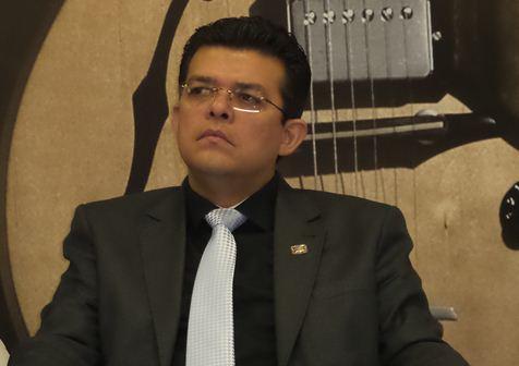 Gilmar Olarte (PP), prefeito de Campo Grande<br />Foto: Arquivo