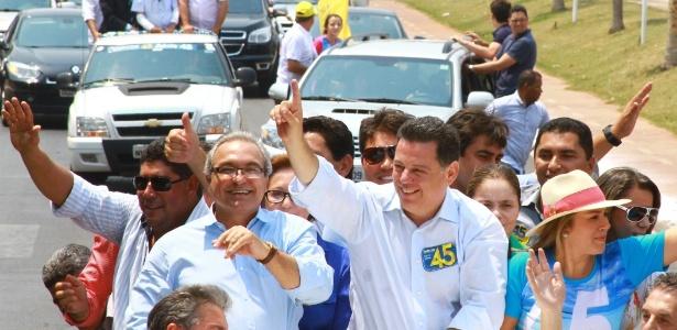 Reeleito pelos goianos, Perillo será o governador do Estado por mais quatro anos<br />Foto: Humberto Silva/ PSDB- Goiás