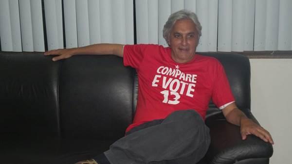Candidato ao governo do Estado, Delcídio do Amaral (PT)<br />Foto: Heloísa Lazarini
