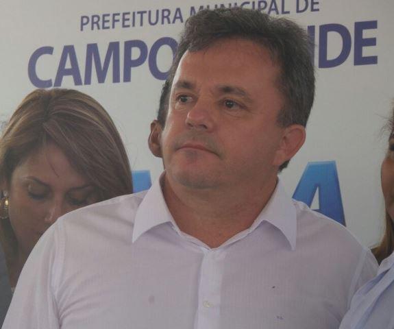 Vander Loubet (PT) deputado federal reeleito também esteve na solenidade de entrega de 313 casas<br />Foto: Heloísa Lazarini