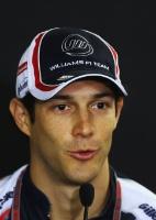 Sobrinho de Ayrton Senna, Bruno Senna<br />Foto: Divulgação
