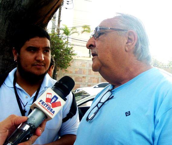 Deputado estadual, Jerson Domingos (PMDB)<br />Foto: Karla Machado