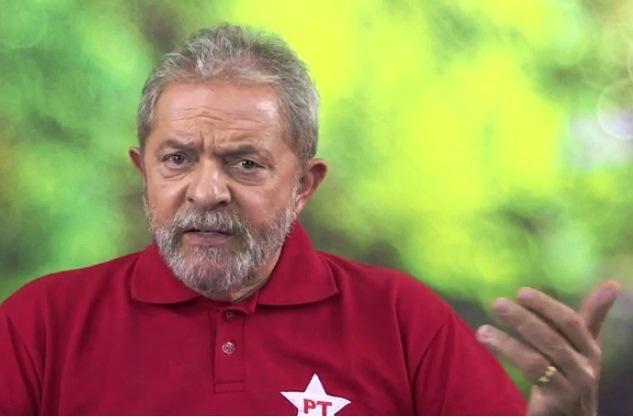 Ex-presidente Luiz Inácio Lula da Silva (PT)<br />Foto: Divulgação
