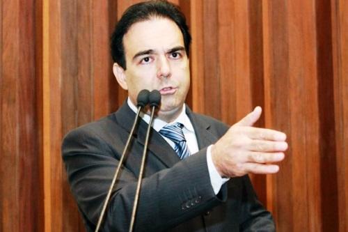 Deputado estadual Felipe Orro (PDT)<br />Foto: Arquivo