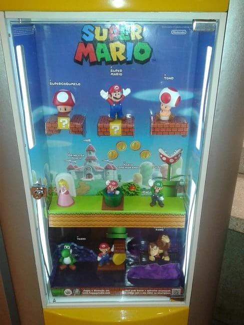 Personagens do universo de Super Mario World<br />Foto: Divulgação