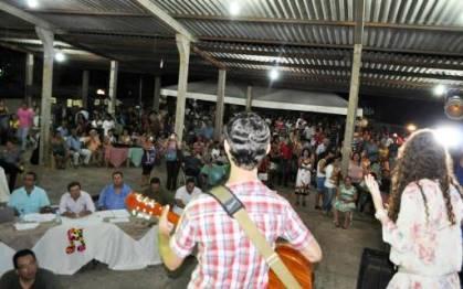 Festival da Canção<br />Foto: Divulgação
