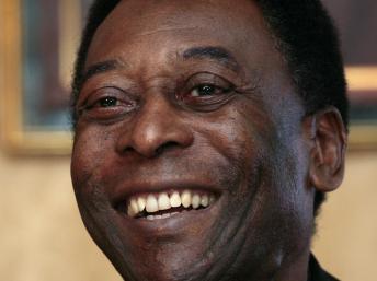 Pelé tem recuperação satisfatória após infecção<br />Foto: Reprodução