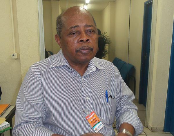Geraldo Gonçalves, presidente da ACP diz que crise na prefeitura é de responsabilidade do prefeito e os professores querem a integralização do salário<br />Foto: Tayná Biazus