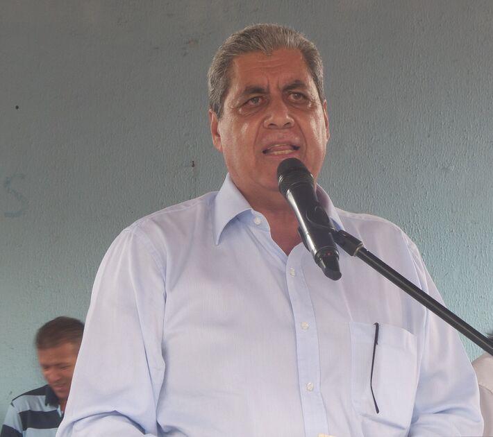 Governador André Puccinelli (PMDB)<br />Foto: Karla Machado