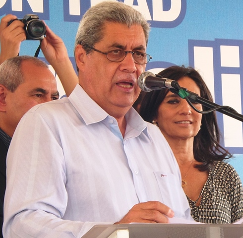 Governador de Mato Grosso do Sul, André Puccinelli (PMDB)<br />Foto: Leide Laura Meneses
