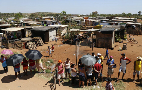 Favela Comunidade de Deus<br />Foto: Divulgação