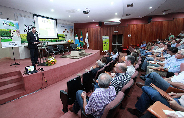 Última edição do MS Agro<br />Foto: Divulgação Famasul