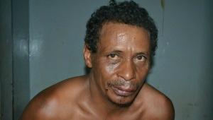 Clodoaldo foi preso em flagrante por ameaça e cárcere privado<br />Foto: Rio Brilhante News