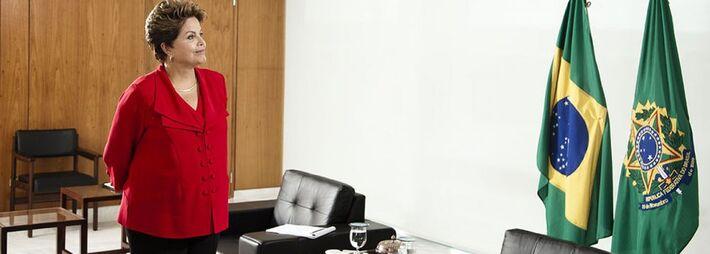 Dilma Roussef (PT), começa a defender hoje a nomeação de ministros<br />Foto: Brasil 247