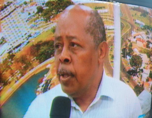 Presidente da ACP Geraldo Gonçalves em entrevista hoje no programa O Povo Na TV, com Tatá Marques<br />Foto: Leide Laura Meneses