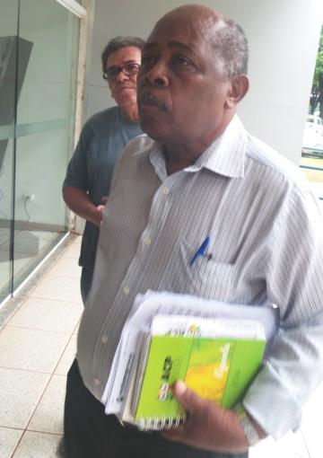 Geraldo Gonçalves, presidente da ACP diz que decisão sobre a grave deve ser decidida na segunda<br />Foto: Leide Laura Meneses