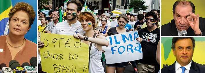Esquema da Petrobrás tem sido o foco para oposição incitar impeachment<br />Foto: Brasil 247