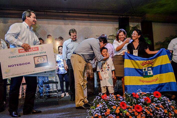 Premiação do Programa Agrinho<br />Foto: Divulgação Famasul