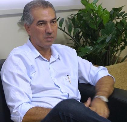 Deputado federal e governador eleito, Reinaldo Azambuja (PSDB)<br />Foto: Dany Nascimento