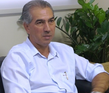 Deputado federal e governador eleito de Mato Grosso do Sul, Reinaldo Azambuja (PSDB)<br />Foto: Dany Nascimento