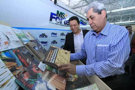 Governador do Estado, André Puccinelli (PMDB)<br />Foto: Divulgação Notícias MS