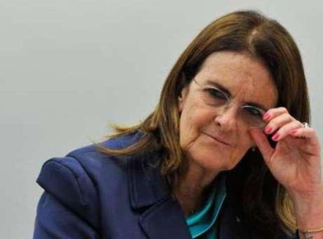 Graça Foster, presidente da Petrobras<br />Foto: Divulgação