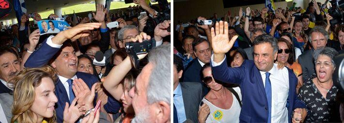 Senador Aécio Neves (PSDB-MG)<br />Foto: Divulgação