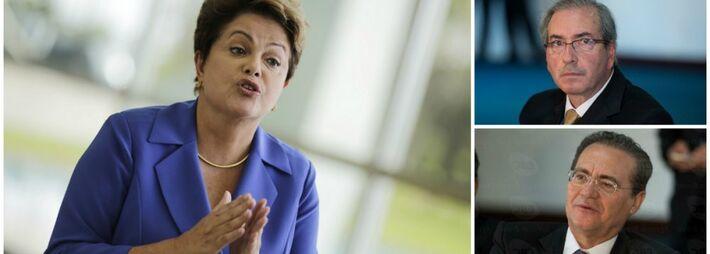""". Segundo ele, Cunha prometeu """"que não será oposição"""" caso seja eleito.</p> <p style=""""text-align: justify;"""">Brasil 247</p>"""