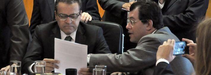 """</p> <p style=""""text-align: justify;"""">O colunista Ilimar Franco, titular do Panorama Político, informa que o PMDB já definiu dois nomes que pretende emplacar na reforma ministerial. Um deles é o do atual presidente da Câmara, deputado Henrique Alves (PMDB"""