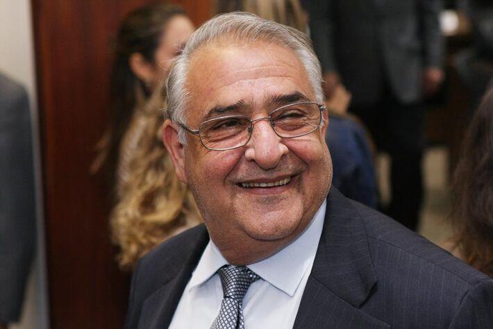 deputado estadual e presidente da Assembleia Legislativa de Mato Grosso do Sul Jerson Domingos
