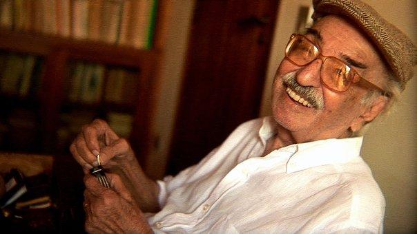 Poeta Manoel de Barros<br />Foto: Divulgação