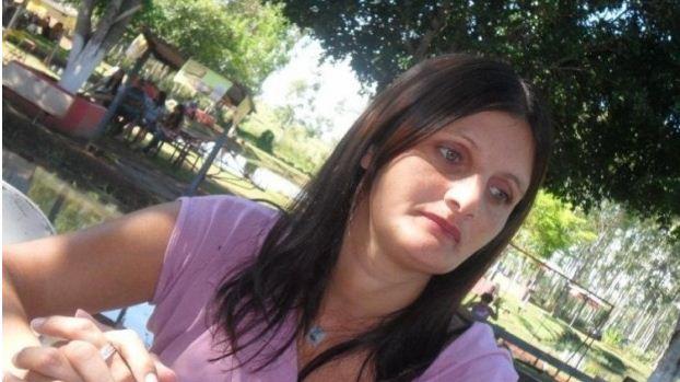 Joelma Regiane Calegari, 34, grávida de seis meses, foi cruelmente assassinada<br />Foto: Arquivo pessoal