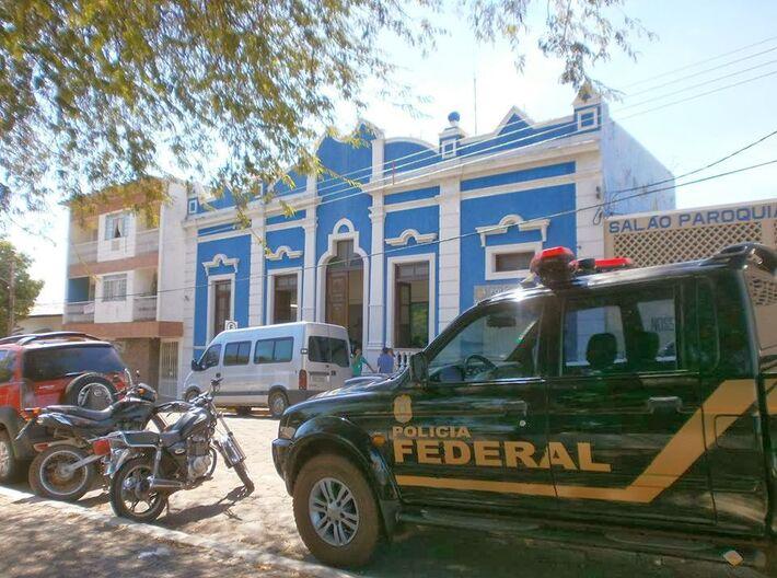 Prédio da prefeitura de Corumbá<br />Foto: Divulgação