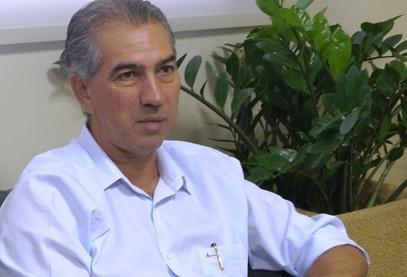 Governador eleito Reinaldo Azambuja (PSDB)<br />Foto: Arquivo