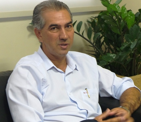 Governador do Estado, Reinaldo Azambuja (PSDB)<br />Foto: Arquivo