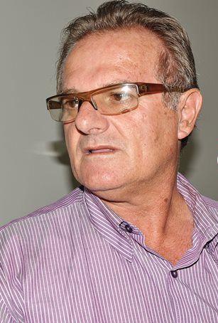 Secretario de Desenvolvimento Economico Di Cesar<br />Foto: Marcos Tomé/ Região News