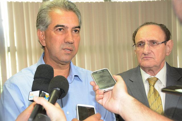 Deputado federal e governador eleito, Reinaldo Azambuja (PSDB)<br />Foto: Divulgação