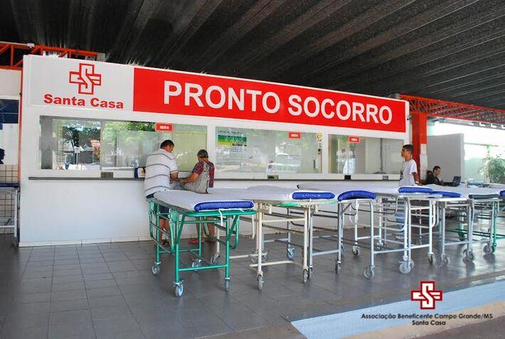Pronto-Socorro da Santa Casa<br />Foto: Divulgação