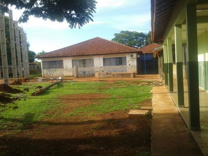 """Mais uma escola pública de Campo Grande será beneficiada com o Projeto idealizado pelo Poder Judiciário """"Pintando Educação com Liberdade""""<br />Foto: Divulgação"""