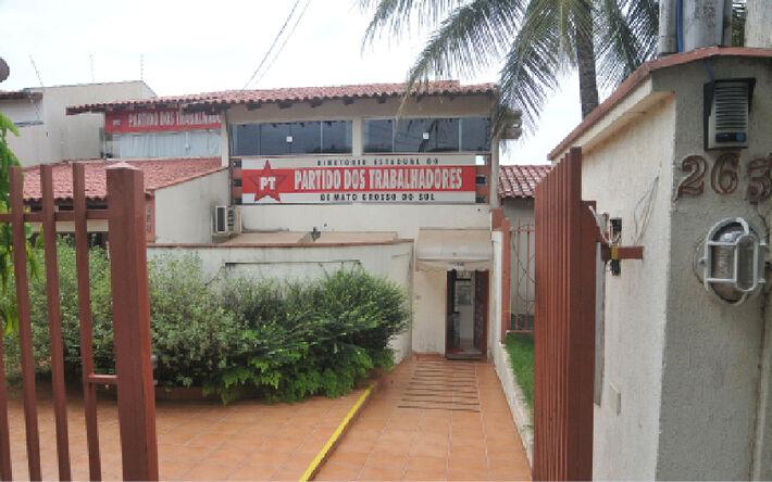 Diretório regional do PT de Mato Grosso do Sul